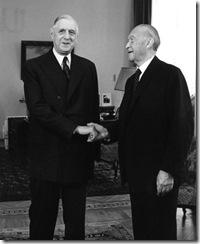 Konrad_Adenauer&Charles_de_Gaulle