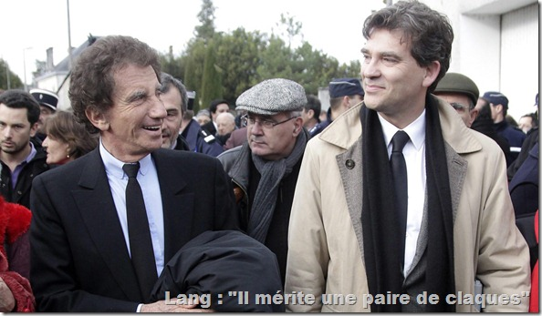 15eme anniversaire de la mort de Francois Mitterrand