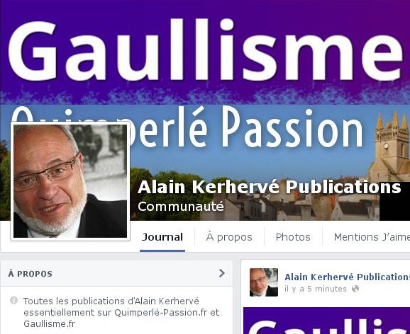 Alain Kerhervé Publications | Facebook