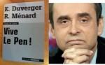 Maire d'extrême droite, il aime la famille Le Pen