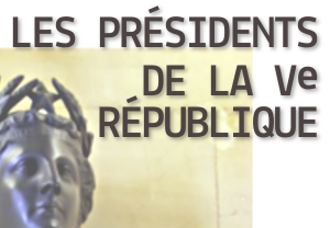 Présidents de la cinquième République