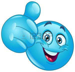 31532341-bleu-emoticone-montrant-pouce-vers-le-haut