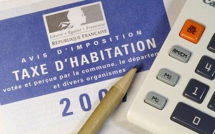 supprimer la taxe dhabitation
